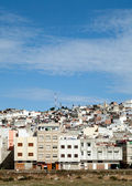 Tangier Morocco — Zdjęcie stockowe