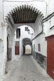 Tetuan in Morocco — Stock Photo