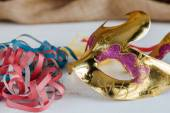 Party carnival items  — Stock Photo
