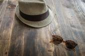 Set of various clothes and accessories for men — 图库照片