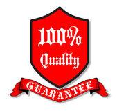 Quality Guaranteed — Stock Vector