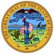 Iowa State Seal — Stock vektor #54833915