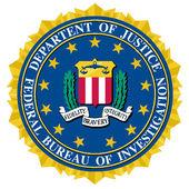 FBI Seal — Stock Vector