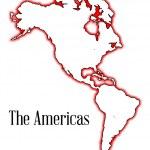 The Americas — Stock Vector #56644003