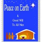 Peace On Earth — Stock Vector #59282889