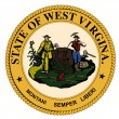 West Virginia State Seal — Stock Vector #59872577