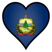 Love Vermont — Vecteur