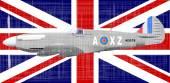 Battle of Britain — Stock Vector