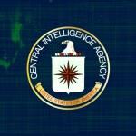 CIA Flag Grunge — Stock Vector #61958657