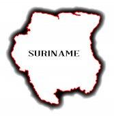 Suriname — Stock Vector