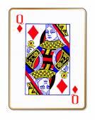 Королева бриллиантов — Cтоковый вектор
