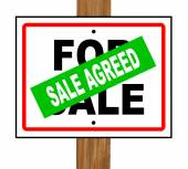 Sale Agreed — Stock Vector