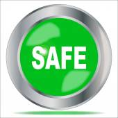 Safe — Stock Vector