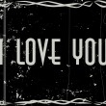 I Love You Movie Frame — Stock Vector #76608723