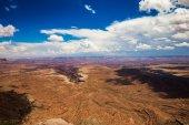 Parque nacional canyonlands en utah — Foto de Stock
