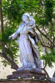 Naxxar kilisesi — Stok fotoğraf