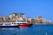 Sliema, Malta — Stok fotoğraf
