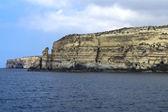 Malta, Dingli Cliffs — Stock Photo