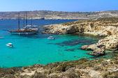 Malta, Blue Lagoon — Stock Photo