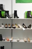 The Boots, shoes International specialized exhibition for footwear, bags and accessories Mos Shoes — Photo