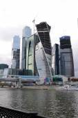 Moscow City   Moscow — Stockfoto