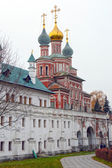 Church of the Intercession of the Holy Virgin on the southern gateway Marianske Chamber Autumn — Stock Photo