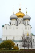 Cathedral Church of the Smolensk Icon of the Mother of God — Stock Photo
