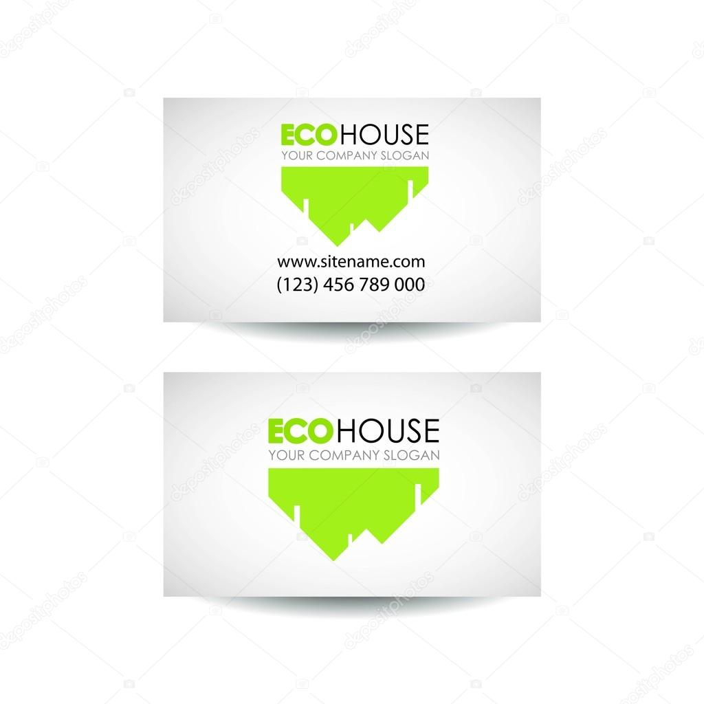 co house and real estate logo template. co architecture and ... - ^