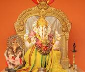 Ganesha, o senhor do sucesso — Fotografia Stock