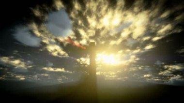 Jésus crucifié — Vidéo