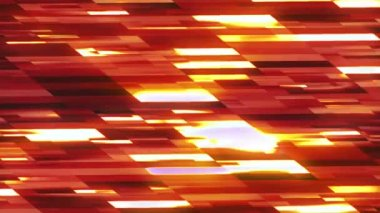 Red rectangles background — Video Stock