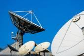 Telecommunication Satellites — Stock fotografie