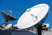 Telecommunication Satellites — Stock Photo