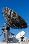Telecommunication Satellites — Stock Photo