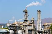 Chemical Plant in Hong Kong — Stock Photo