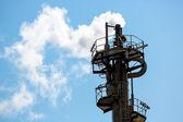 Coal-fired power station in Lamma Island — Stock Photo