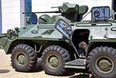 军用车辆 — 图库照片