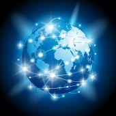 Internet concept — Stock Vector