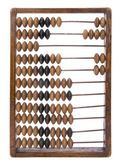 Wooden abacus — Stock Photo