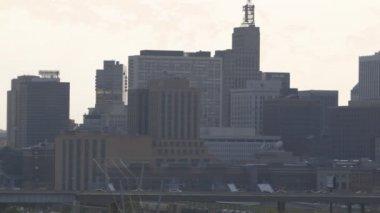 Downtown Saint Paul, Minnesota — Stock Video