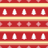 Traditional Christmas Pattern 2 — Stock Photo
