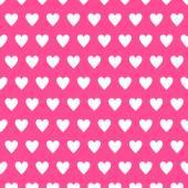 Seamless Texture - Hearts 5 — Stock Photo