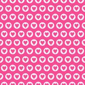 Seamless Texture - Hearts 2 — Stock Photo