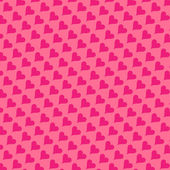 Seamless Texture - Hearts 14 — Stock Photo