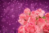 Roses arrangement - shot 1 — Stock Photo