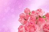 Roses arrangement - shot 3 — Stock Photo