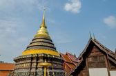 Nakonpanom, Thailand - 22. April: Kommunale Abfallentsorgung — Stockfoto