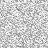Vector illustration of alligator skin vector pattern nature — Stock Vector