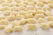 Italian gnocchi — Stock Photo