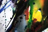 Abstract watercolor texture — Stock Photo